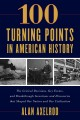 Cover for 100 Turning Points in American History