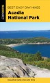 Cover for Best Easy Day Hikes Acadia National Park