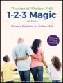 Cover for 1-2-3 magic: effective discipline for children 2-12