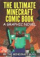 Cover for The ultimate Minecraft comic book. Volume 1, The curse of Herobrine