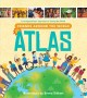 Cover for Friends around the world atlas / a compassionate approach to seeing the wor...
