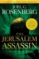 Cover for The Jerusalem assassin