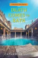 Cover for Death comes to Bath