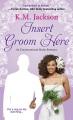 Cover for Insert groom here