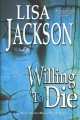 Cover for Willing to die