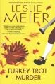 Cover for Turkey Trot Murder