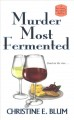 Cover for Murder Most Fermented
