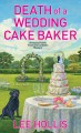 Cover for Death of a wedding cake baker