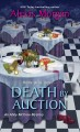 Cover for Death by Auction