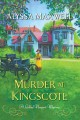 Cover for Murder at Kingscote
