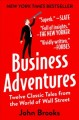 Cover for Business adventures: twelve classic tales from the world of Wall Street