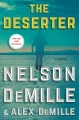 Cover for The deserter: a novel