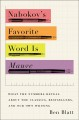 Cover for Nabokov's favorite word is mauve: what the numbers reveal about the classic...