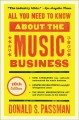 Cover for All You Need to Know About the Music Business