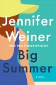 Cover for Big summer: a novel