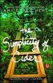 Cover for The simplicity of cider