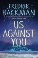 Cover for Us against you: a novel