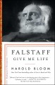 Cover for Falstaff: give me life