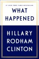 Cover for What happened