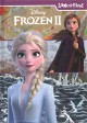 Cover for Disney Frozen II. Look and find
