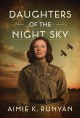 Cover for Daughters of the night sky