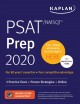 Cover for PSAT/NMSQT prep 2020.