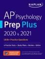 Cover for AP psychology prep plus, 2020-2021.