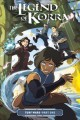 Cover for The Legend of Korra. turf wars, part one