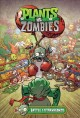 Cover for Plants vs. zombies. Battle Extravagonzo Battle extravagonzo