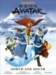 Cover for Avatar, the last airbender: north and south