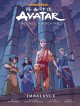 Cover for Avatar the Last Airbender: Imbalance