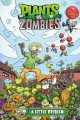 Cover for Plants Vs. Zombies 14 - a Little Problem