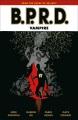 Cover for B.P.R.D.: Vampire