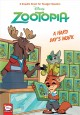 Cover for Disney - Zootopia - Hard Day's Work