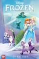 Cover for Disney Frozen - the Hero Within