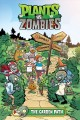 Cover for Plants vs. zombies. The garden path