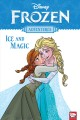 Cover for Frozen adventures, Ice and magic