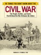 Cover for 101 things you didn't know about the Civil War: the people, battles, and ev...
