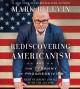 Cover for Rediscovering Americanism: and the tyranny of progressivism