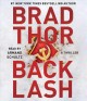Cover for Backlash: A Thriller