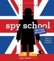 Cover for Spy School British Invasion