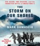 Cover for The Storm on Our Shores: One Island, Two Soldiers, and the Forgotten Battle...