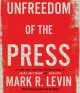 Cover for Unfreedom of the press