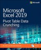 Cover for Microsoft Excel 2019 VBA and Macros