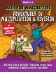 Cover for Math for Minecrafters: Adventures in Multiplication & Division