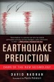 Cover for Earthquake Prediction: Dawn of the New Seismology