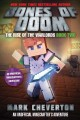 Cover for Bones of doom: an unofficial interactive Minecrafter's adventure