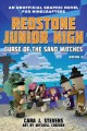 Cover for Curse of the sand witches: an unofficial graphic novel for minecrafters