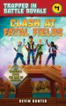 Cover for Clash at Fatal Fields: an unofficial Fortnite novel