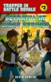 Cover for Betrayal at Salty Springs: An Unofficial Fortnite Novel